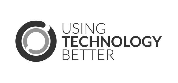 Using Technology Better Logo